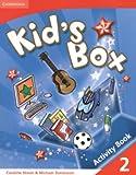 Kid's Box 2 Activity Book, Caroline Nixon and Michael Tomlinson, 0521688086