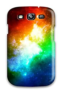 New Arrival Cover Case With Nice Design For Galaxy S3 Hd Space
