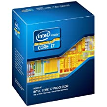 Intel Core i7-2600 Quad-Core Processor 3.4 GHz 8 MB Cache LGA 1155 - BX80623I72600 (Discontinued by Manufacturer)