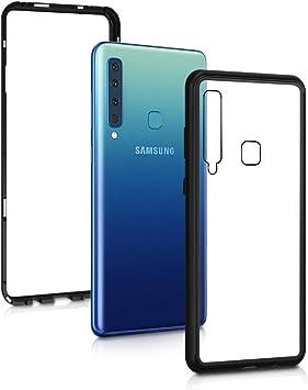 kalibri Funda Compatible con Samsung Galaxy A9 (2018): Amazon.es ...