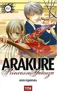 Arakure, Tome 1 : par Kiyo Fujiwara