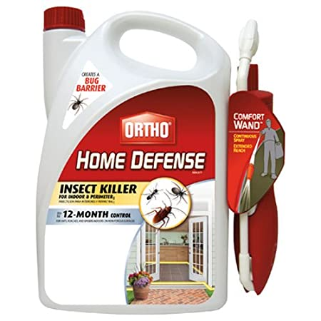 Ortho - Casa Defensa MAX antiinsectos para Interior y perímetro RTU Varita, 1, 1 galones: Amazon.es: Jardín