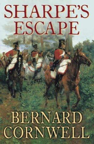 book cover of Sharpe\'s Escape