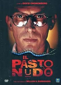 il pasto nudo dvd Italian Import
