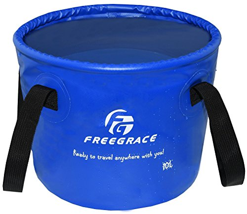 Premium Collapsible Bucket Freegrace Lightweight
