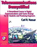 img - for Telecommunications Demystified 1st edition by Nassar, Carl R. (2001) Paperback book / textbook / text book