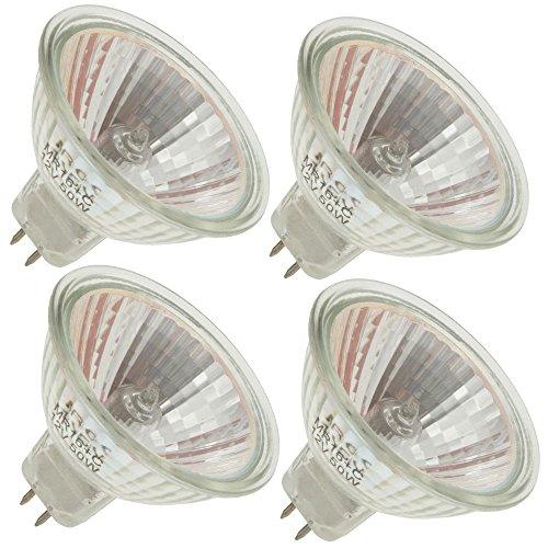 Industrial Performance EXN/CG, 50 Watt, MR16, Bi-Pin (GX5.3) Base Light Bulb (4 (Ge Constant Color Mr16)