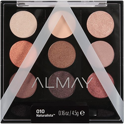 Dry Eye Shadow Dual Color - Almay Palette Pops, Naturalista