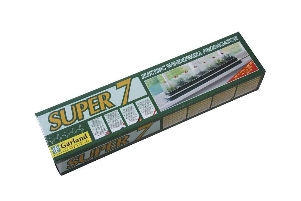 Garland Super7 Electric Heated Windowsill Propagator G51 GAL25S7
