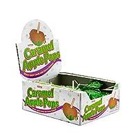 Caramelo Apple Pops, paquete de 48 cuentas