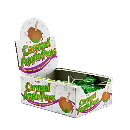Caramel Apple Pops, 48-Count Package]()