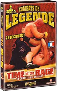 Combats de légende - Time of the Rage [Francia] [DVD]