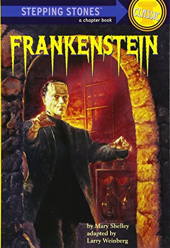 Frankenstein (A Stepping Stone (Halloween Characters Frankenstein)