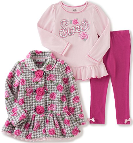 Pink Jacket And Pants - 7