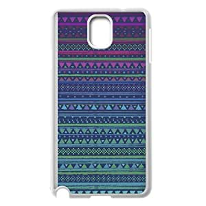 Samsung Galaxy Note 3 Cell Phone Case White Anchor Pattern Swkl