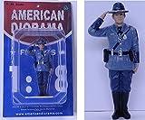 American Diorama(アメリカンジオラマ) American Diorama(アメリカンジオラマ) State Trooper - Brian