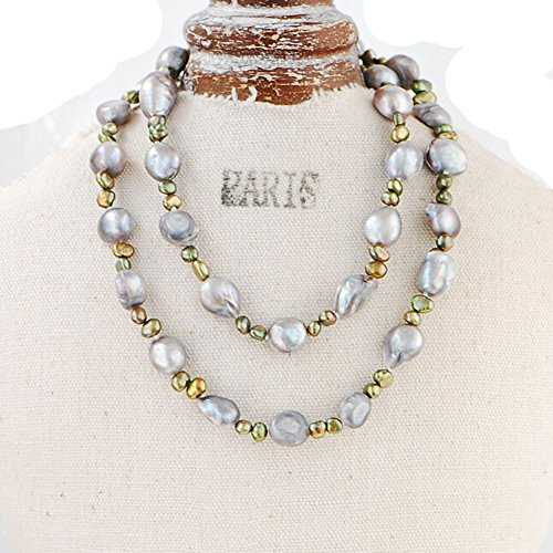25 Inch Cultured Pearl Necklace - 2