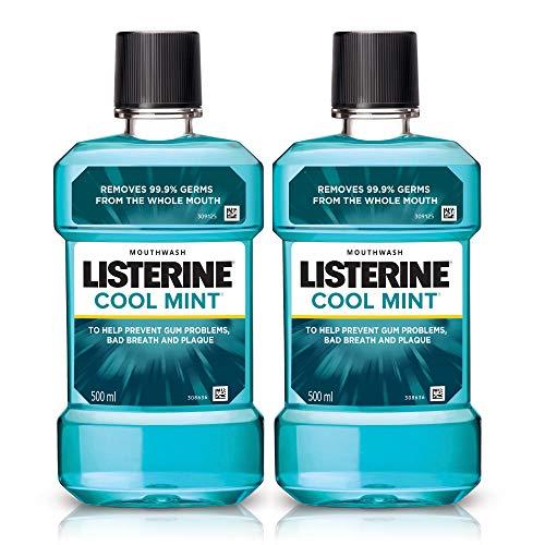Listerine Cool Mint Mouthwash – 250ml