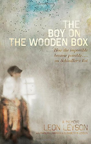 The Boy on the Wooden Box: How the Impossible Became Possible . . . on Schindler's List by Leon Leyson (2013-08-29) (The Boy On The Wooden Box)