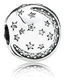 Pandora Cubic Zirconia 925 Silver Jewelry 791386CZ