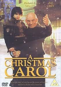 A Christmas Carol 1999 DVD by David Jones Patrick Stewart Richard E. Grant Joel Grey: Amazon.es ...
