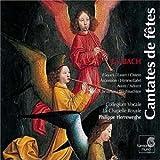 Bach: Festive Cantatas [Cantates de Fetes]