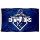 WinCraft Kansas City Royals 2015 World Series Flag and Banner Review