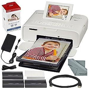 Amazon.com: Paquete de impresora de fotos Canon Selphy ...