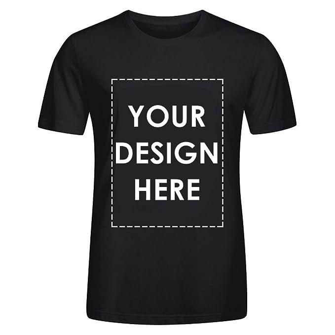 aab5726390d7 LIUDAINC Custom Kids Boys and Girls T-Shirt Personalized Shirts Design Your  Own Short Sleeve