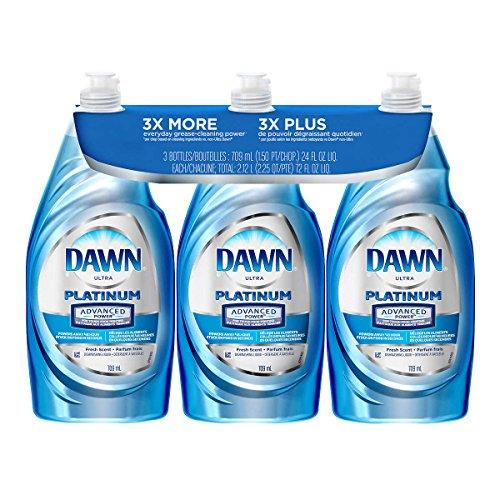 dawn dishwashing platinum - 5