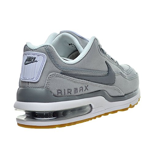 Nike Air Max Ltd 3 Txt Scarpe Uomo Lupo Grigio / Grigio Freddo / Bianco / Gomma Marrone Chiaro 746379-012