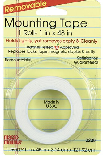 Miller MIL3238 Removable Mounting Tape product image