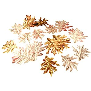 Harvest Craft Leaves - Artificial Floral Decor Foliage Packs 27