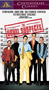 Usual Suspects, the [Import]
