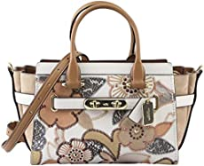 f3fc9a037403c COACH Women s Coach Swagger 27 With Patchwork ...