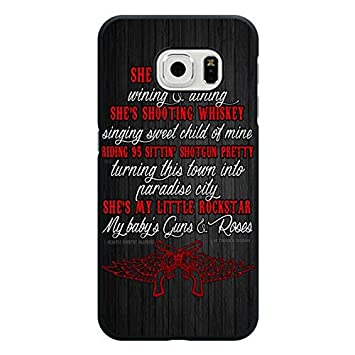 Wallpaper Guns N Roses Phone Case Case For Samsung Galaxy