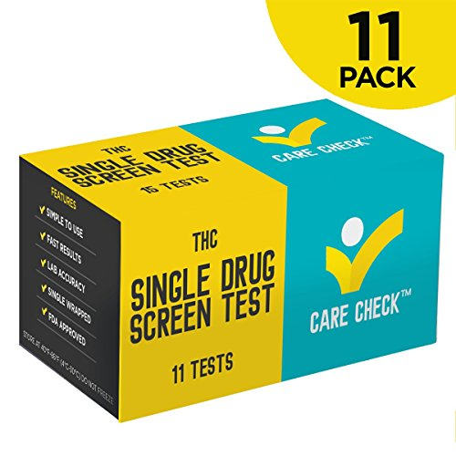 Care-Check-Marijuana-THC-Single-Panel-Drug-Screen-Test-Individually-Wrapped-11-Home-Drug-Test-Kits