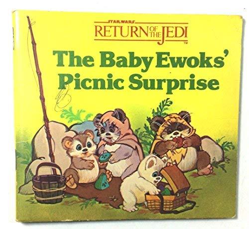 Gizmo Baby Costumes - BABY EWOKS' PICNIC
