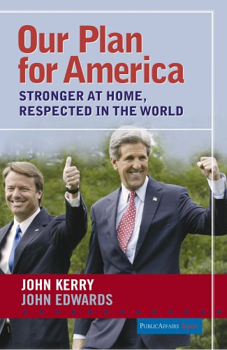 Our Plan for America: Stronger at Home, Respected in the World pdf epub
