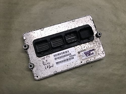 (Genuine Chrysler 56044499AD Powertrain Control Module)
