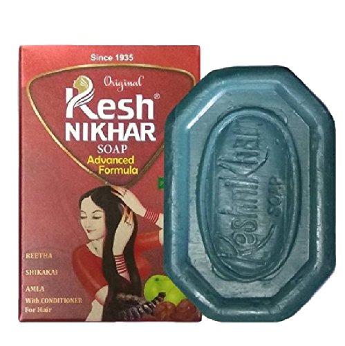 Kesh Nikhar Since 1935 Advanced Formula Foam Soap, 100 g - Pack of 3