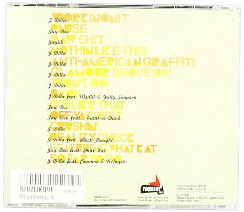 Torrent discography j full dilla (Hip
