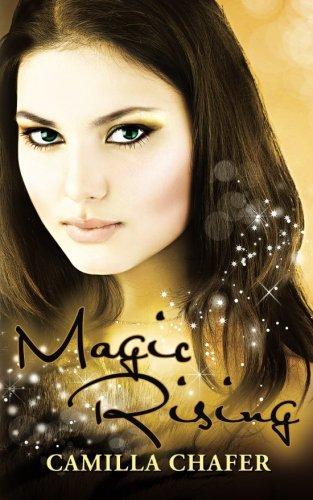 book cover of Magic Rising