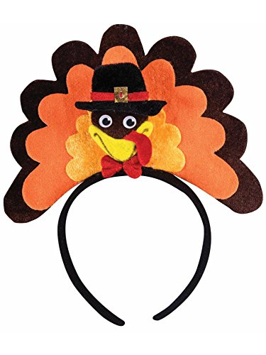 Forum Novelties Novelty Turkey Headband -