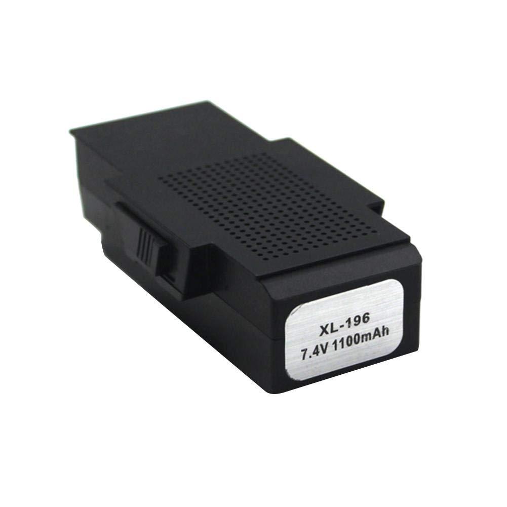 Bloomma Baterí a SG900 de SG900-S Baterí a Lipo de X196 F196 Lipo 3.7V Bateria Baterí a Lipo 7.4v Repuestos de baterí a RC Drone para SG900-S
