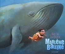 Marlène Baleine par Cali