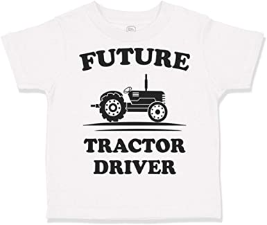 This is what an awesome tractor driver looks like Kids youth T-shirt