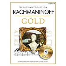 Rachmaninoff Gold: The Easy Piano Collection