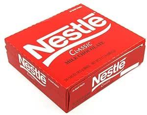 Amazon.com : Nestle Milk Chocolate Bar 24ct : Grocery ...