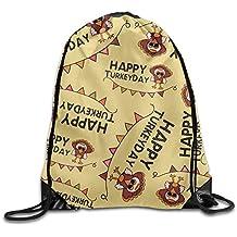 2018 Football Game Tunisia Print Drawstring Backpacks Lightweight Shoulder Bags Bags